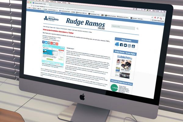 Universidade Metodista – Rudge Ramos Online – Internautas brasileiros descobrem o Twitter