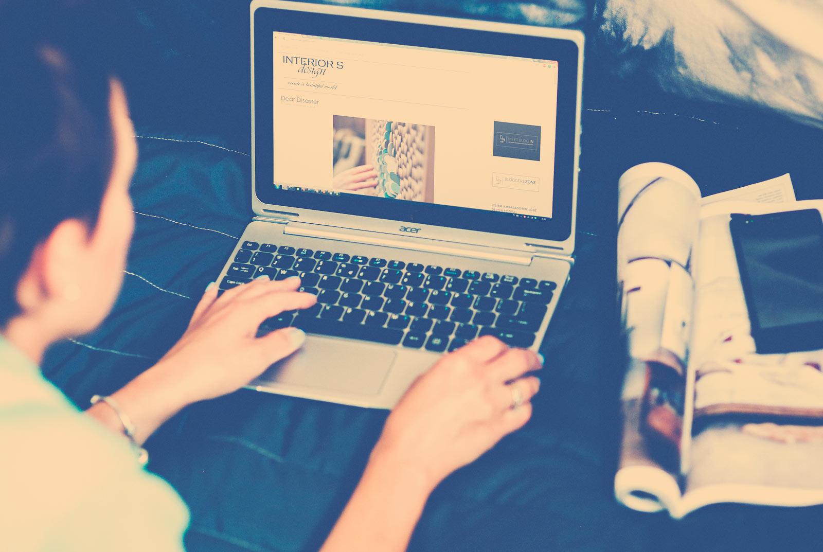 O Blog como ferramenta de e-portfólio – Palestra FMU Design de Interiores