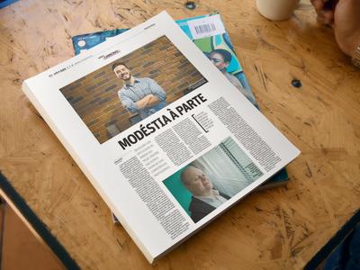 Entrevista – Use as redes sociais para se vender, mas evite contar vantagens –  Folha de SP