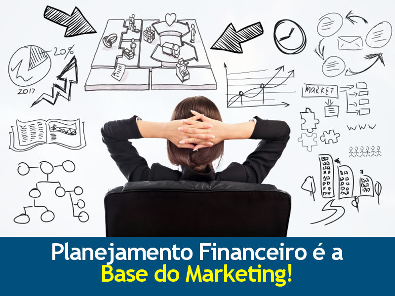Planejamento Financeiro é a Base do Marketing!