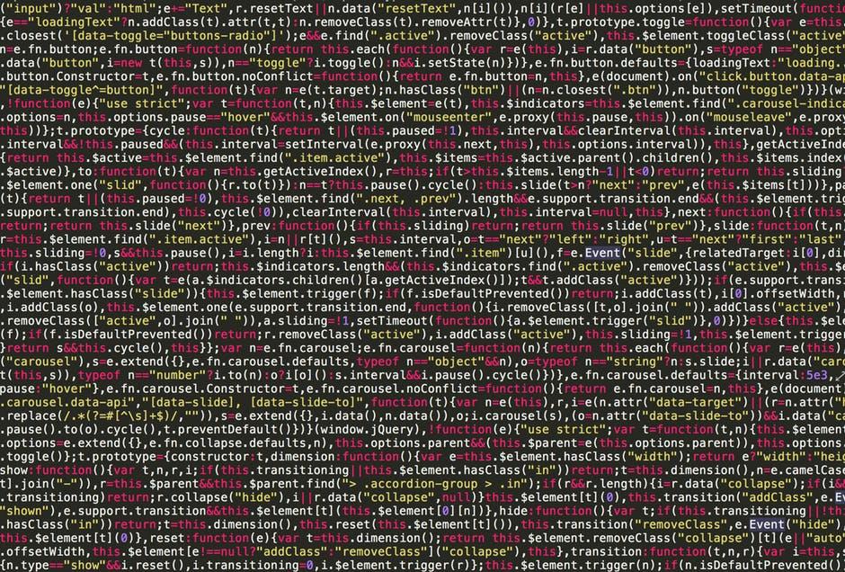 Imagem de dados representando data mining