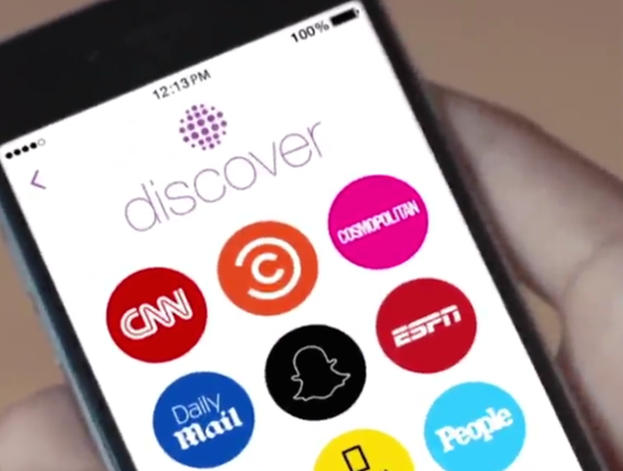 Discover (Snapchat)