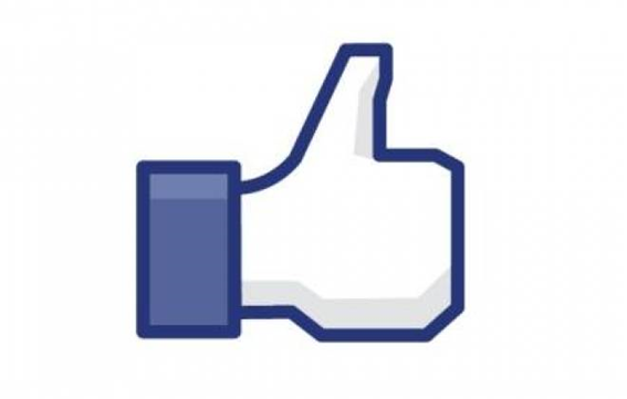 Imagem de like do Facebook
