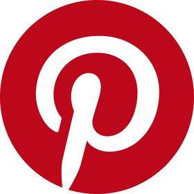 Logomarca da rede social Pinterest