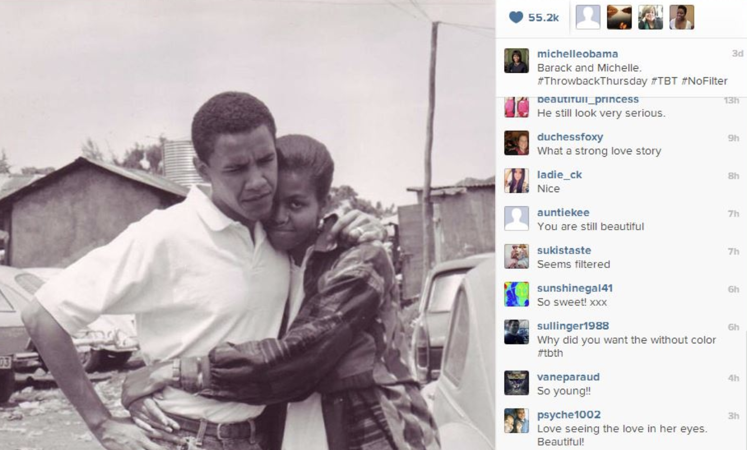 Exemplo #TBT Obama