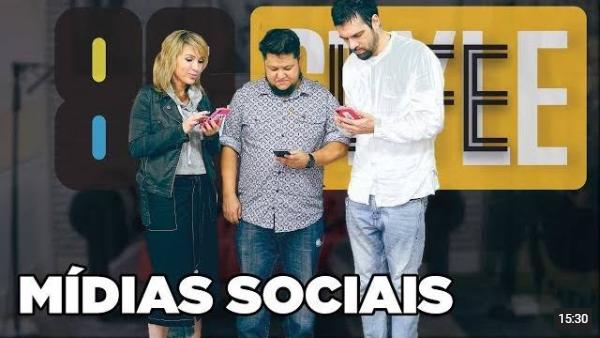 Entrevista – Mídias Sociais – Programa 89 Lifestyle – 89 a Rádio Rock