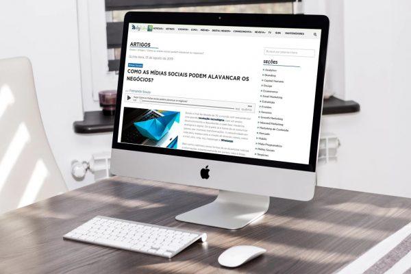 Matéria – Como as Mídias Sociais Podem Alavancar os Negócios – Digitalks