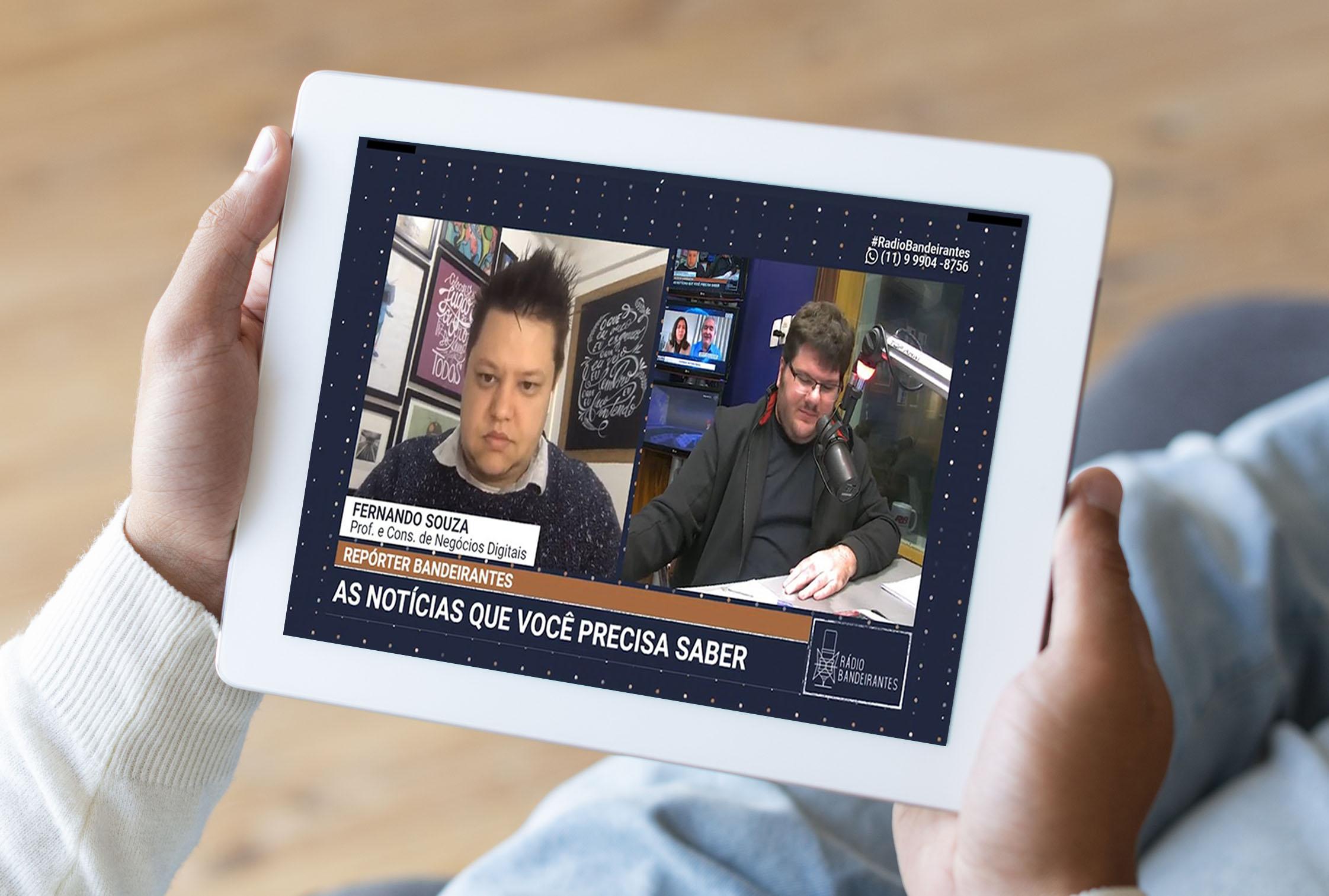 Entrevista – Consultor de negócios digitais analisa boicote ao Facebook- Band Uol