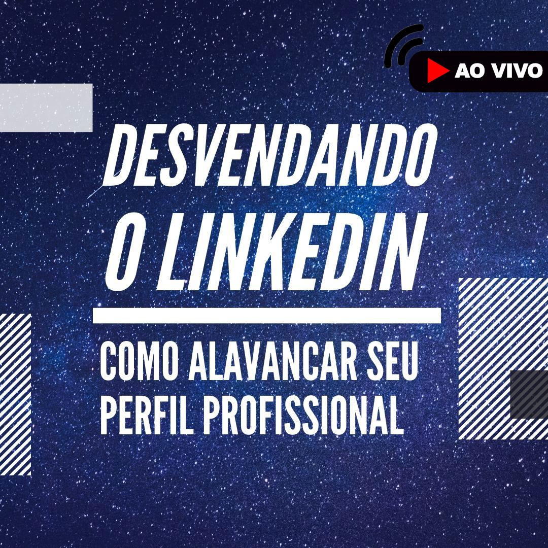 Curso de Linkedin - Online - Ao Vivo